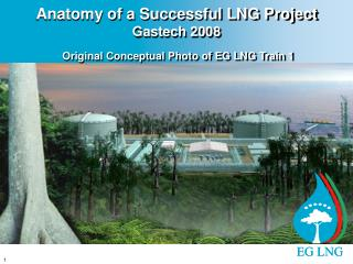 Anatomy of a Successful LNG Project Gastech 2008