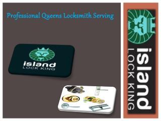 Professional Queens Locksmith Serving