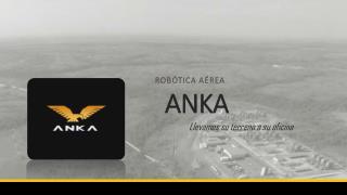 Anka Robotica Aerea   levantamientos de terreno detallados y precisos