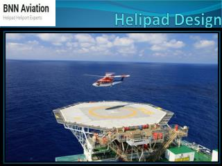 Helipad design manufacturer  in india