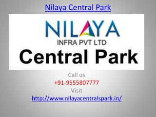 Nilaya Central Park Furnished Residential Home