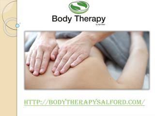 Body Therapy Salford