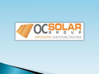 Solar Installers and Roofing Contractors in Orange County