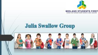 Julia Swallow Group