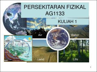 PERSEKITARAN FIZIKAL AG1133