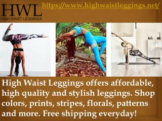 Printed Leggings Online - Buy Printed Leggings for Women At High Waist Leggings