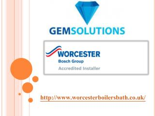 Worcester Boilers Bath