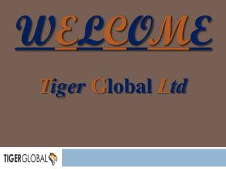 Tiger Global Ltd - Product Sourcing From China