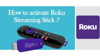www.roku.com/link - Call 1844-305-0087 to Activate Streaming Stick