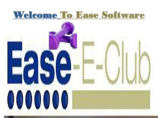 Software for Fitness Clubs