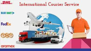 Best International Courier Service At Jumbo Courier