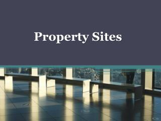 property sites