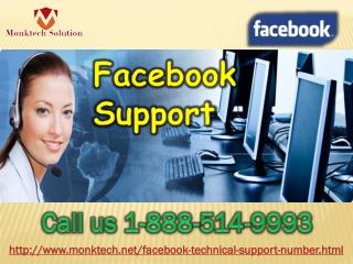 Are you looking for Facebook Support 1-888-514-9993?
