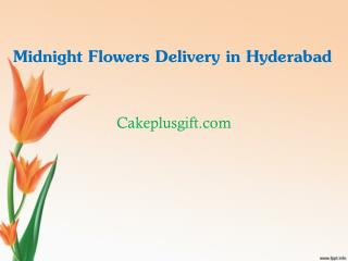 Midnight Flower Delivery in Hyderabad | Flower Bouquet Online Hyderabad