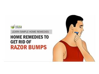Best Home Remedies For Razor Bump Fast