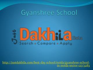 Gyanshree School Noida