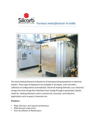 Furnace manufacturer in india