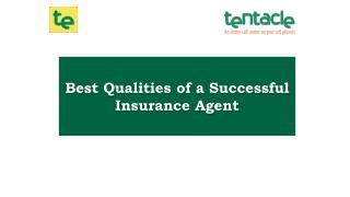 How to Become a Successful Insurance Agent?