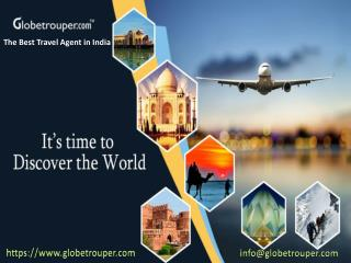 Best Travel Agent & Tour Operator in India - Globetrouper
