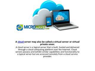 Cloud Server,