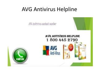 1800-445-2790 Avg antivirus helpline