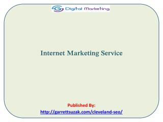 Garrett Suzak Digital Marketing