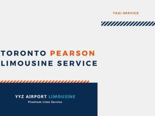 Toronto Pearson Limousine