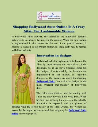 Buy Bollywood Gowns Online UK
