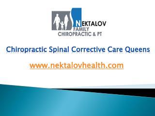 Chiropractic Spinal Corrective Care Queens - www.nektalovhealth.com