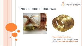 Phosphorus Bronze