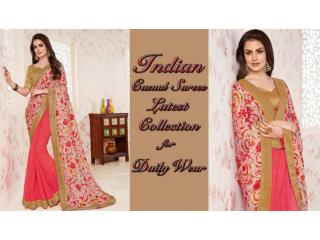 Cheap Saree Blouse Designs & New Party Wear Sarees Designs | Latest Indian Sarees Collection