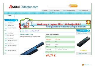 Akku Acer Aspire 4743Z