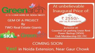 SKA Greenarch Noida Extension