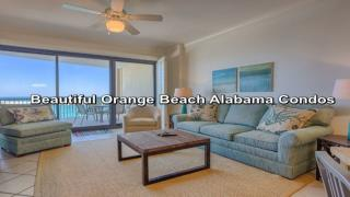 Refresh Yourself With The Essence Of Orange Beach Alabama Condos
