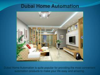 RTI Custom Home Automation
