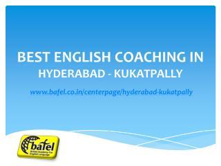 English Coaching Hyderabad Kukatpally