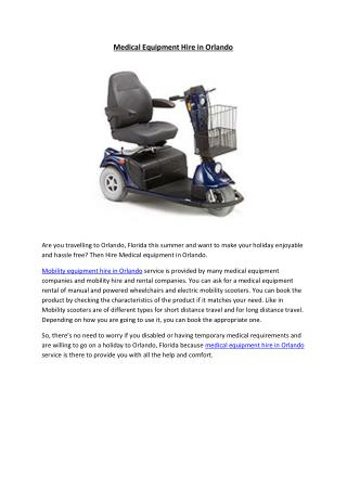 Medical equipment hire orlando.pdf
