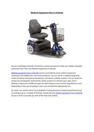 Medical equipment hire orlando.pdf