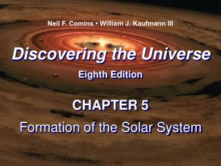 Discovering the Universe Eighth Edition
