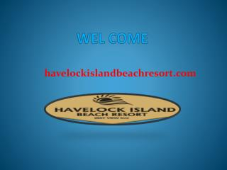 Andaman Island Hotels and resorts