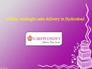 Online midnight cake delivery in Hyderabad |same day delivery cakes Hyderabad