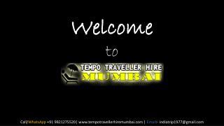 Hire Best Tempo Traveller Mumbai tour
