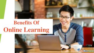 What Are The Benefits Of Taking An Online Course?