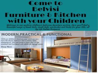 Modern Children Furniture