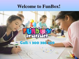FunBox - Children's Program Ideas