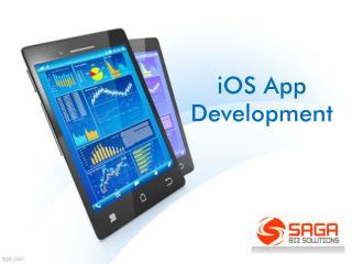 iOS App development Hyderabad – Saga Biz Solutions