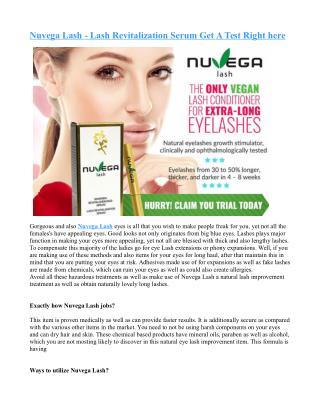 http://www.greathealthreview.com/nuvega-lash-serum/