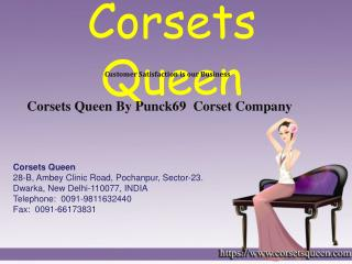 Reversible Corsets - Underbust Corsets - Waist traning Corse