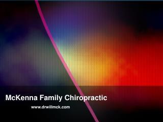 Pelham chiropractor cost  - McKenna Family Chiropractic