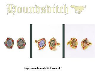 Semi Precious Stones Cufflinks
